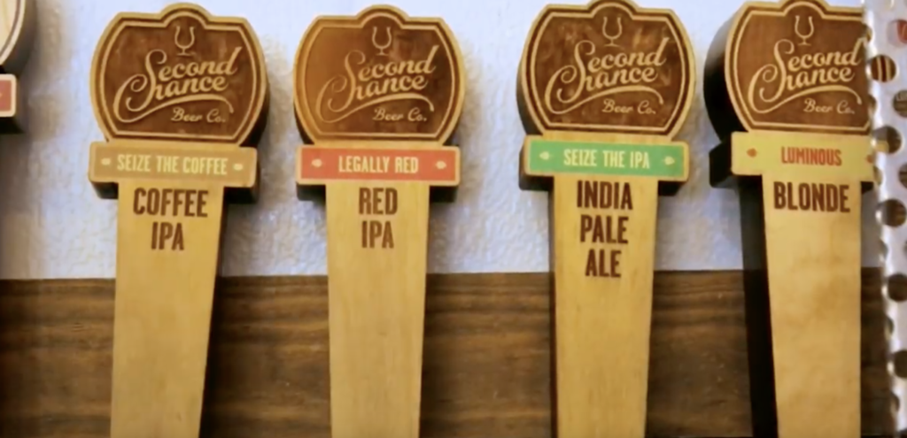 Second Chance Beer Company in Carmel Mountain