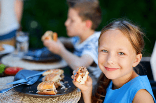 Top 4 Kid Friendly Restaurants Off the 56