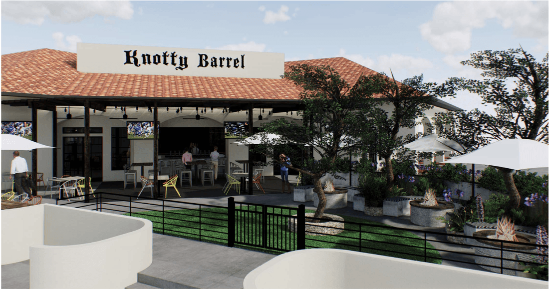 Knotty Barrel Gastropub