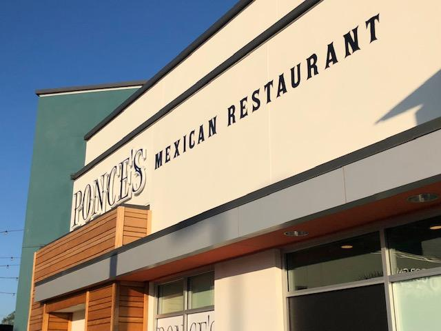 Ponce's Mexican Restaurant Del Sur – Now Open!