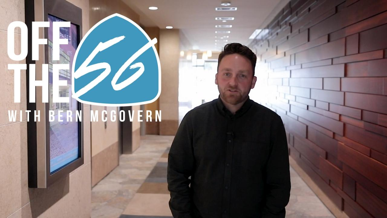 OFF THE 56 with Bern McGovern