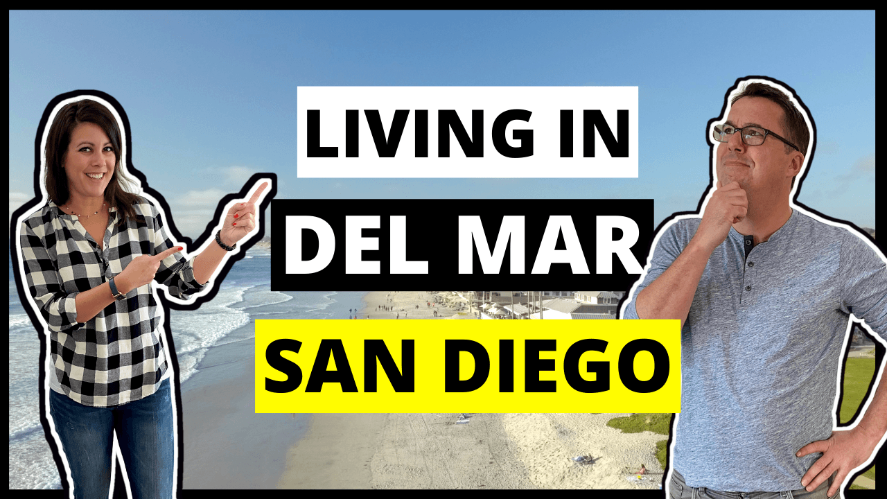 Living in Del Mar in San Diego