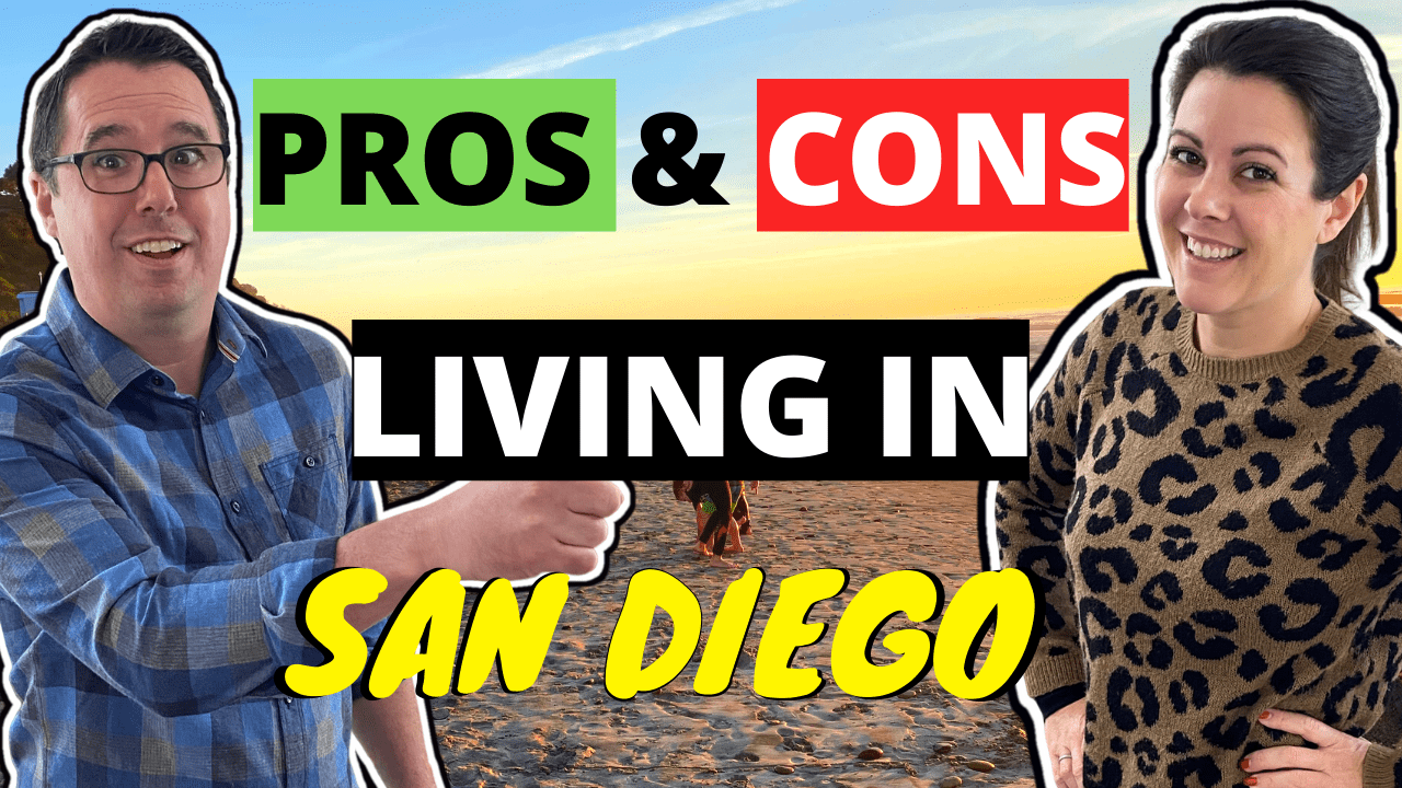 Pros and Cons of Living in San Diego