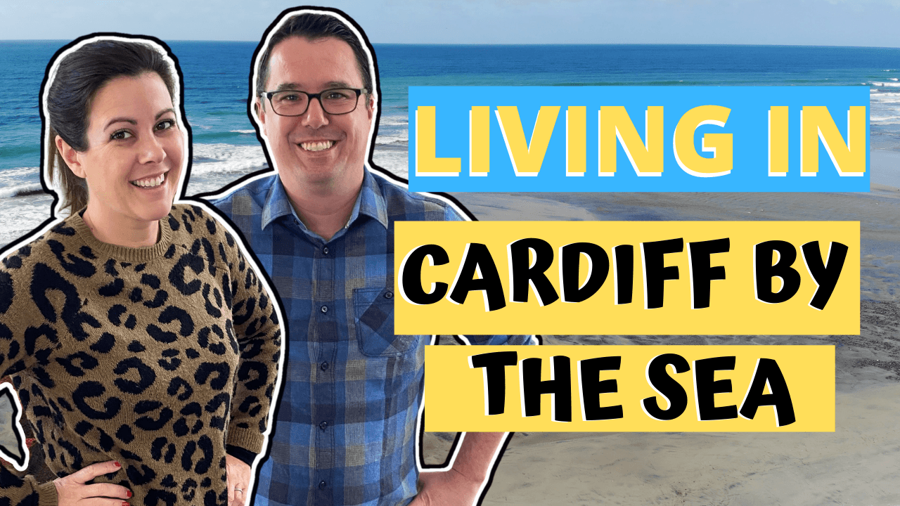 Living in Cardiff by The Sea