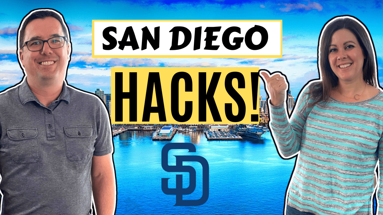 Living in San Diego Hacks
