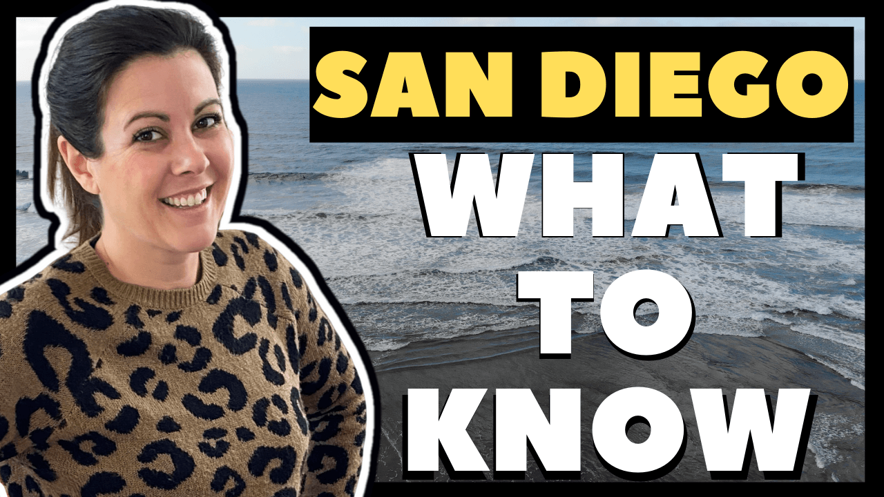 Things to Know Before Moving to San Diego