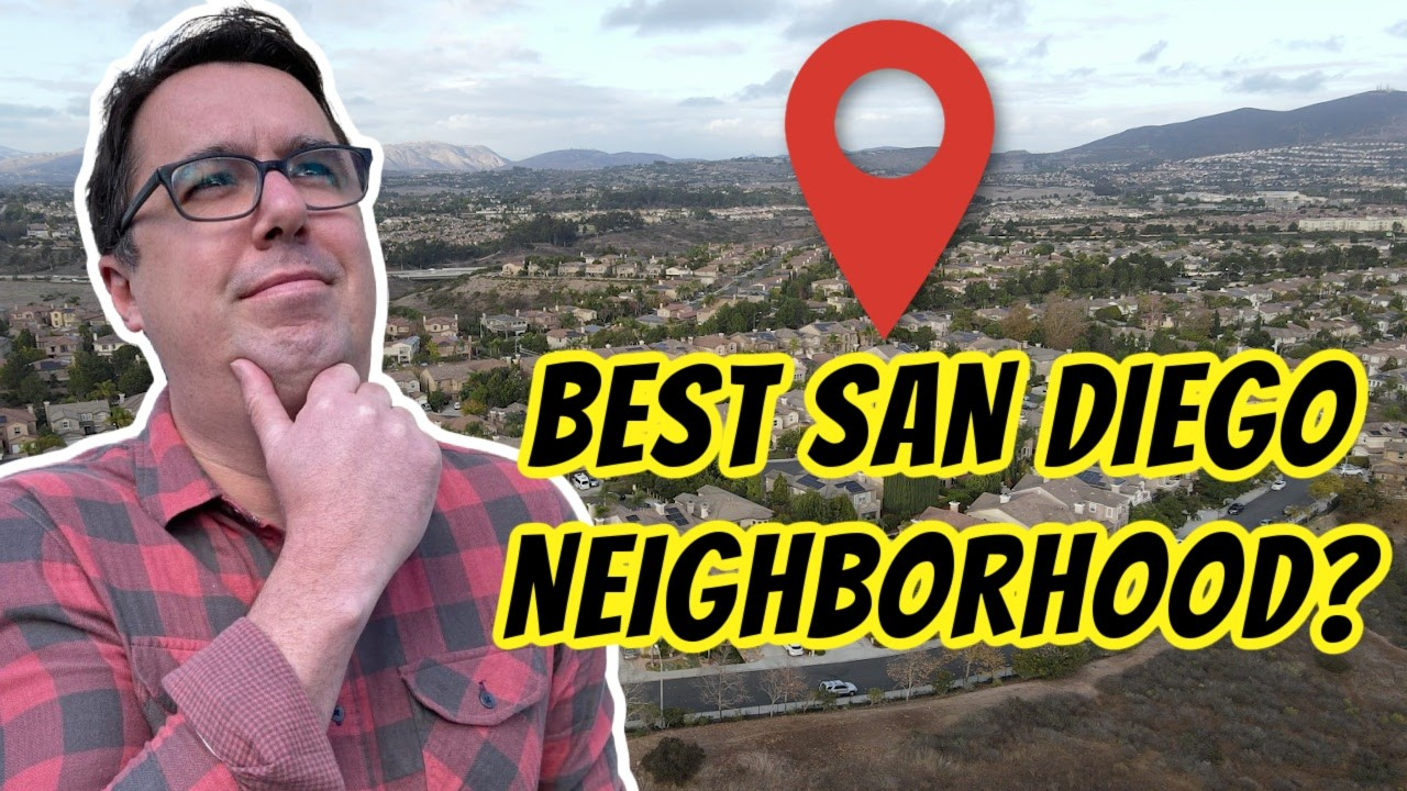 Best Places to Live in San Diego
